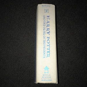 Other - Harry Potter hard back book order of Phoenix